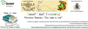 Programma festival della lettura Isola del Tesoro Trebbo